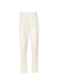 Pantaloni eleganti bianchi di Caruso