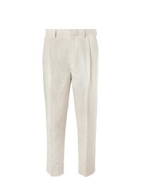 Pantaloni eleganti bianchi di Mr P.