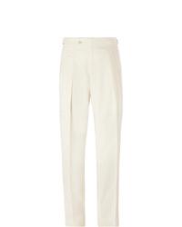 Pantaloni eleganti bianchi di Richard James