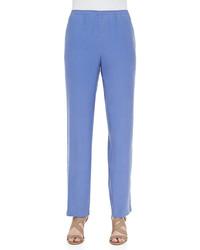 Pantaloni eleganti blu