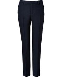 Pantaloni eleganti blu scuro
