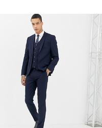 Pantaloni eleganti blu scuro di Heart & Dagger