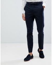 Pantaloni eleganti blu scuro di Jack & Jones