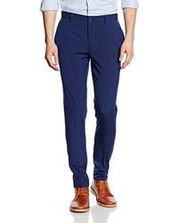 Pantaloni eleganti blu scuro di JACK & JONES PREMIUM