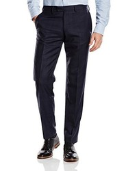 Pantaloni eleganti blu scuro di s.Oliver BLACK LABEL
