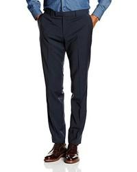 Pantaloni eleganti blu scuro di s.Oliver