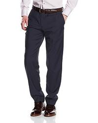 Pantaloni eleganti blu scuro di s.Oliver Premium