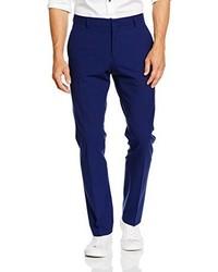 Pantaloni eleganti blu scuro di Selected Homme