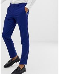 Pantaloni eleganti blu di Burton Menswear