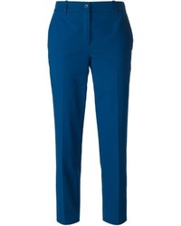 Pantaloni eleganti blu di Jil Sander Navy