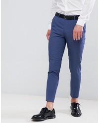Pantaloni eleganti blu di MOSS BROS