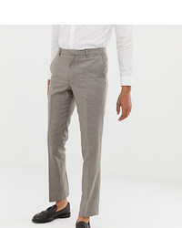 Pantaloni eleganti di lana grigi di Heart & Dagger