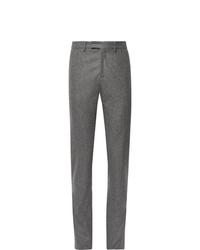 Pantaloni eleganti di lana grigi di Salle Privée