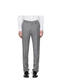 Pantaloni eleganti di lana grigi di Tiger of Sweden