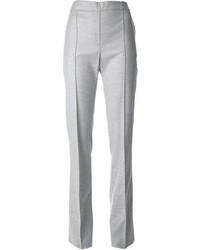 Pantaloni eleganti grigi