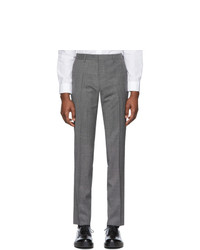 Pantaloni eleganti grigi di BOSS