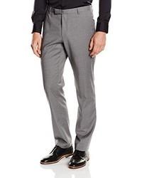 Pantaloni eleganti grigi di Bugatti