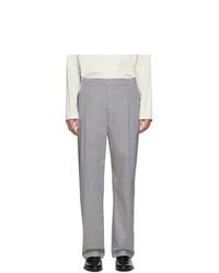 Pantaloni eleganti grigi di Lemaire
