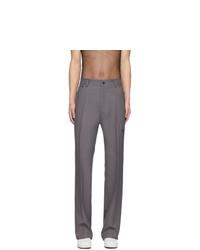 Pantaloni eleganti grigi di Random Identities