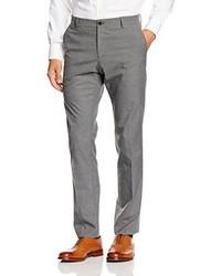 Pantaloni eleganti grigi di Selected Homme