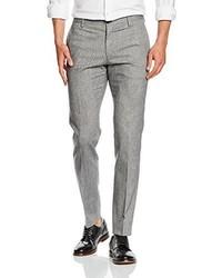 Pantaloni eleganti grigi di Tommy Hilfiger
