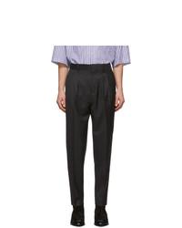 Pantaloni eleganti grigio scuro di Isabel Marant
