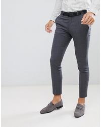 Pantaloni eleganti grigio scuro di Jack & Jones