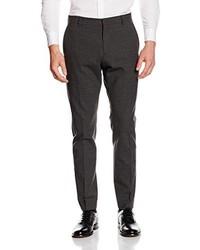 Pantaloni eleganti grigio scuro di Selected Homme