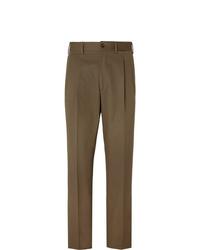 Pantaloni eleganti marroni di Berg & Berg
