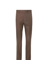 Pantaloni eleganti marroni di Kingsman