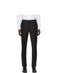 Pantaloni eleganti neri di Fendi