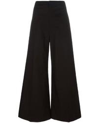 Pantaloni eleganti neri di Isabel Marant
