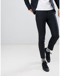Pantaloni eleganti neri di Jack & Jones