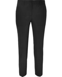 Pantaloni eleganti neri di Prada