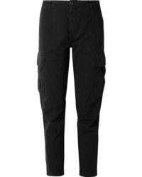 Pantaloni eleganti neri di RE/DONE