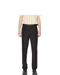 Pantaloni eleganti neri di Y/Project