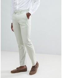 Pantaloni eleganti verde menta di Farah Smart