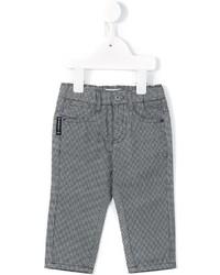Pantaloni grigi di Armani Junior