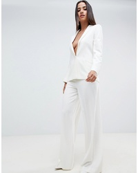 Pantaloni larghi bianchi di ASOS DESIGN
