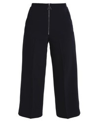 Pantaloni larghi blu scuro di LOST INK