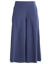 Pantaloni larghi blu scuro di Topshop