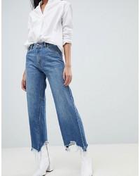 Pantaloni larghi di jeans blu di DL1961