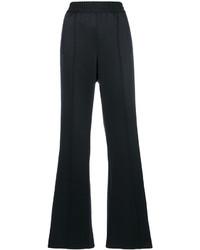 Pantaloni larghi neri di Marc Jacobs