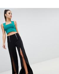 Pantaloni larghi neri di Parallel Lines