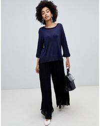 Pantaloni larghi neri di Soaked in Luxury