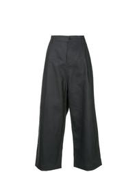 Pantaloni larghi neri di Sofie D'hoore