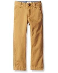 Pantaloni marrone chiaro
