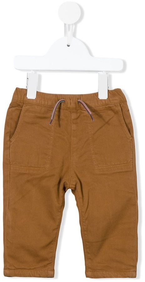 Pantaloni marrone chiaro di Paul Smith