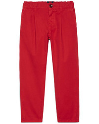 Pantaloni rossi