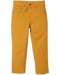 Pantaloni senapi